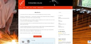 Forgeries Online